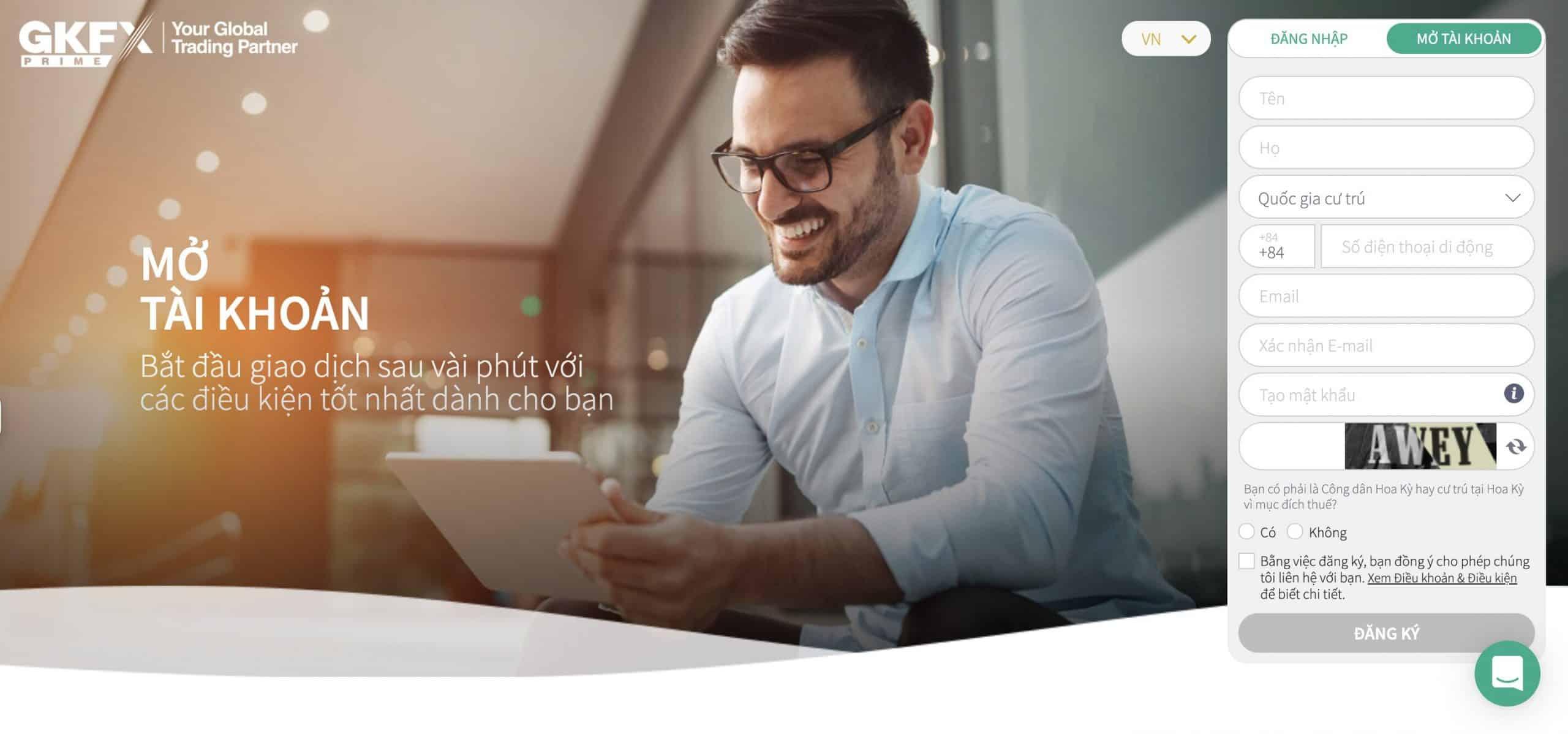 Cách mua cổ phiếu Apple online tại GKFX Prime - Topbrokervn.com