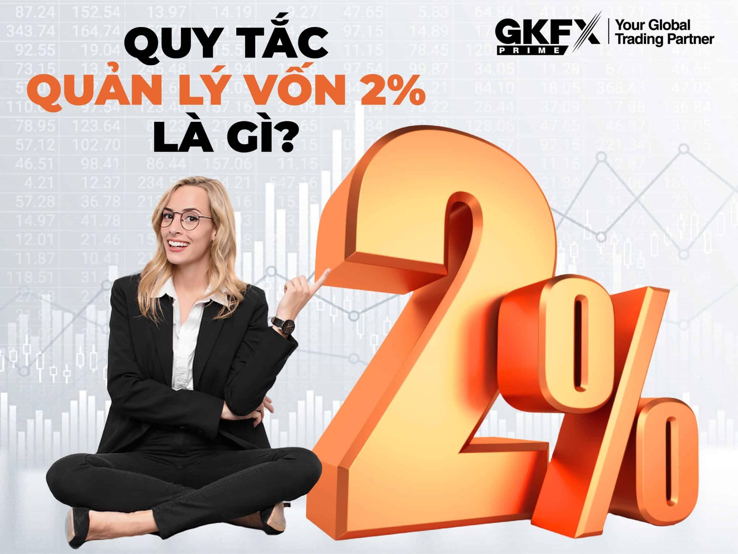 Quy Tắc Quản Lý Vốn 2% - Kim Chỉ Nam Giao Dịch Forex - Topbrokervn.com