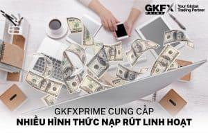 Sàn GKFXPrime Là Gì? Lừa Đảo Hay Uy Tín? - Vtradetop.com